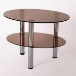 Oval bronze