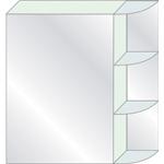 Люкс 1  (700х650х90мм)